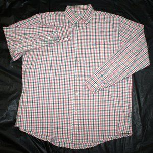 Southern Tide Mens Long Sleeve Button Down Shirt S